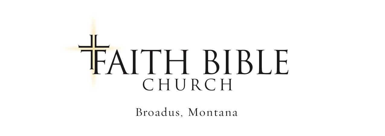 Faith Bible Church - HOME